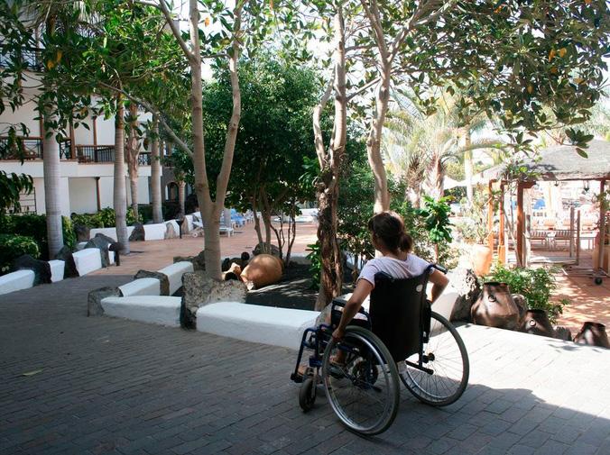 La adaptación a la accesibilidad